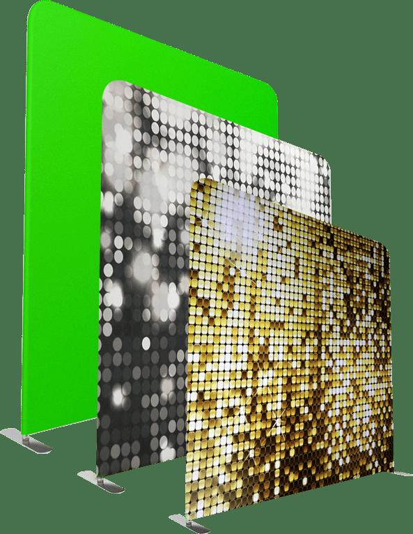 מסך ירוק לאירועים